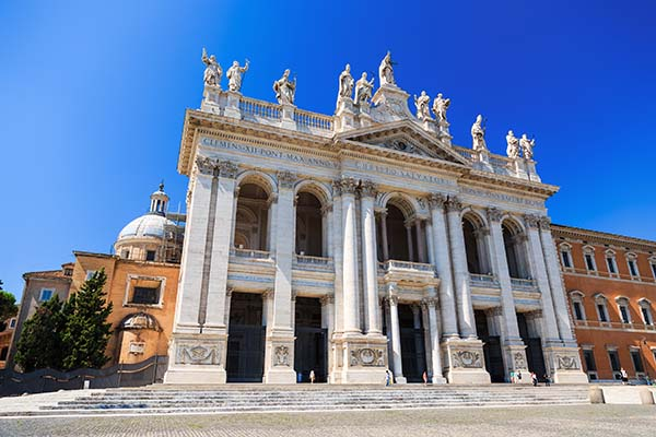 Basilika San Giovanni in Laterano