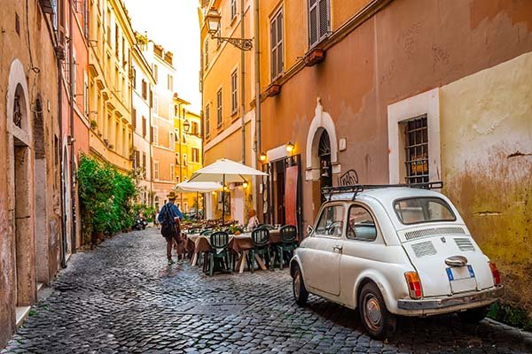 Trastevere highlights